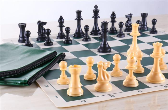 Ultra Portable Club Chess Set