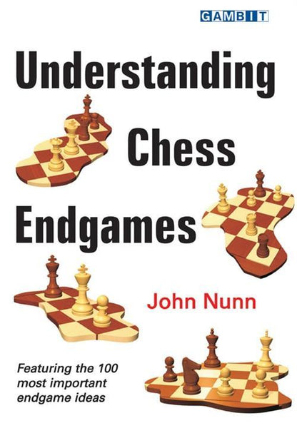 Understanding Chess Endgames - Nunn - Book - Chess-House