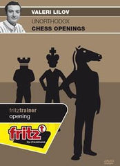 Unorthodox Chess Openings - Lilov - Software DVD - Chess-House