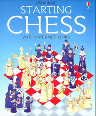 Usborne Starting Chess - Castor, Treays, Young - Book - Chess-House