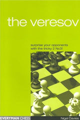 Veresov - Davies - Book - Chess-House