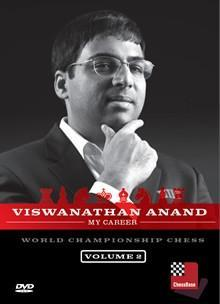 Viswanathan Anand: My Career - Volume 2 - Software DVD - Chess-House