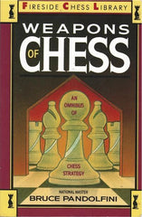Weapons of Chess - Pandolfini - Book - Chess-House