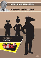 Winning Structures - Mikhalchishin - Software DVD - Chess-House