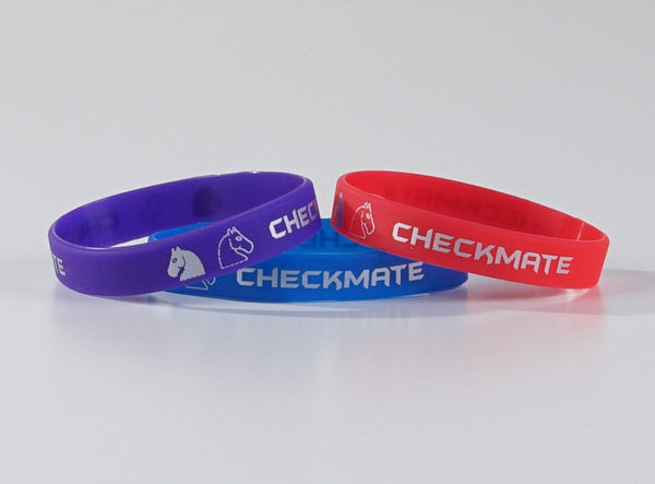 Wristband - Checkmate - Accessory - Chess-House