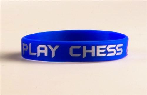 Wristband - Play Chess - Accessory - Chess-House