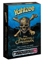 Yahtzee Dice Game - Pirates of the Caribbean Edition Game