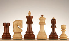 "Zagreb Chess Pieces, 3 3/4"" Sheesham - Piece - Chess-House"