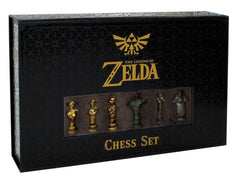 Zelda Collector's Chess Set Chess Set