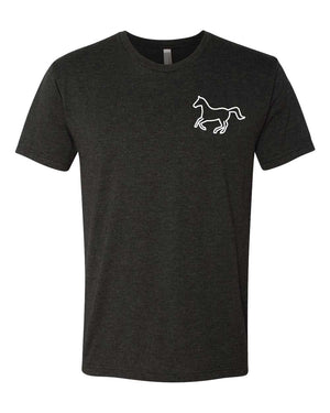 *Limited Addition* Winston Shirt - Vintage Black Short Sleeve