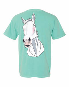 *Limited Edition* Winston Shirt - Chalky Mint Short Sleeve