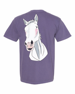 *Limited Edition* Winston Shirt - Grape Short Sleeve