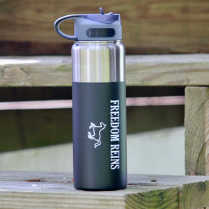 Freedom Reins Water Bottle