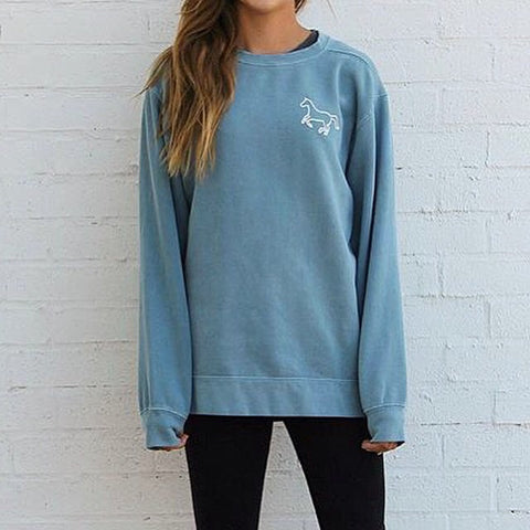 Ice Blue Original FR Pullover