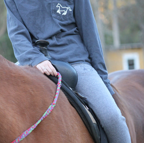 Freedom Reins Fleece Jogger Pants