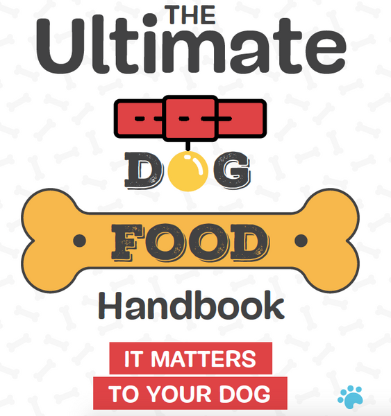 The Ultimate Dog Food Handbook
