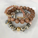 Happiness & Light Intention Bracelet