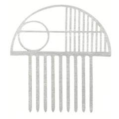The Detailed Hair Comb
