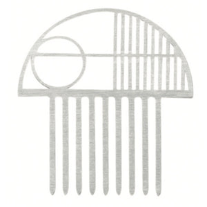 hair comb - detailed