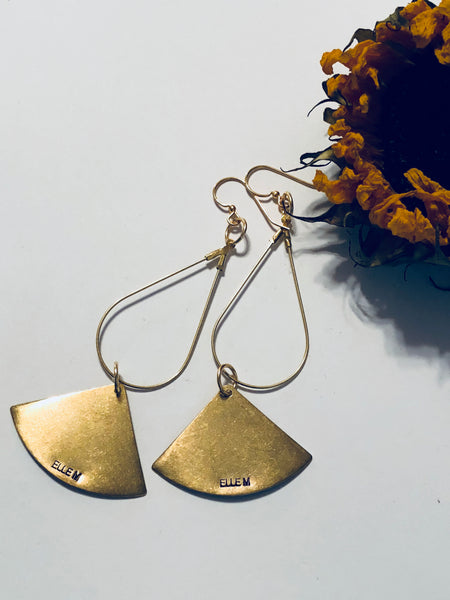 Signature Elle M Duster Earrings