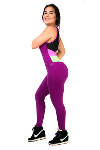 fitness jumpsuit