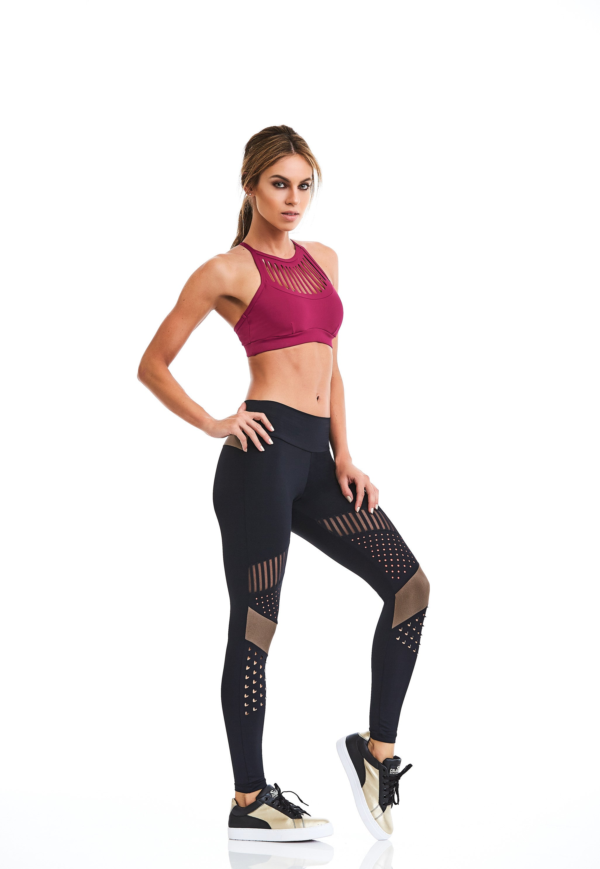 Black Rock Laser Leggings