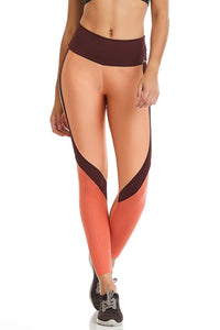 Peach Inspire Leggings-IpanemaGirl