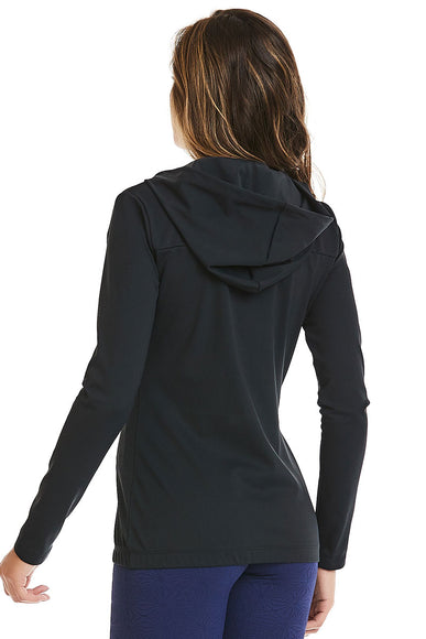 Black Waterproof Jacket-IpanemaGirl