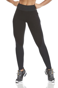 Black Push Up Leggings