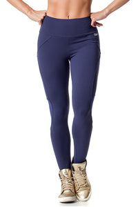 Navy Leggings-IpanemaGirl