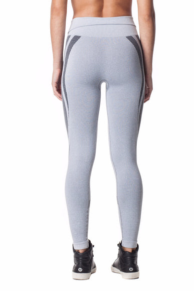 Grey Seamless Leggings-IpanemaGirl