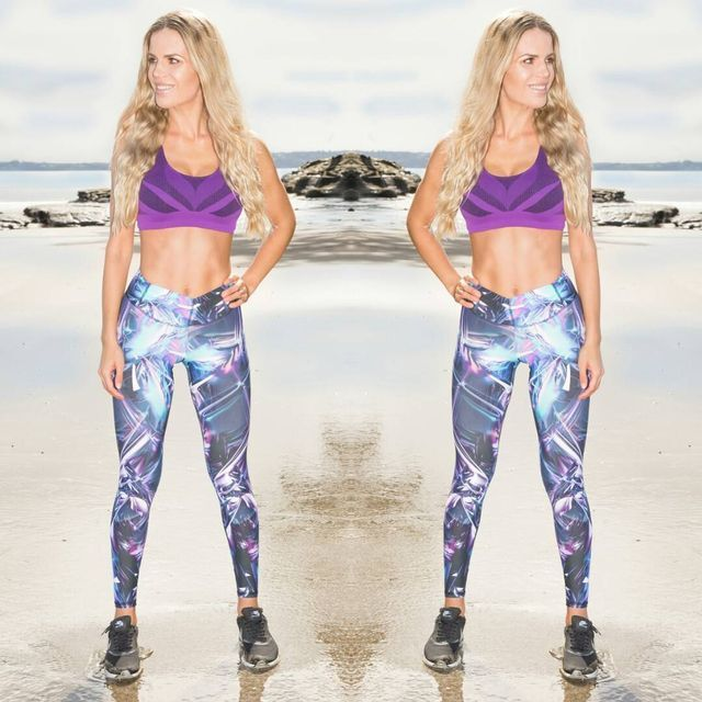 Crystal Lights Leggings