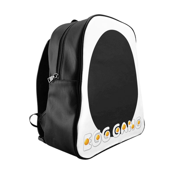 Egg Black Backpack