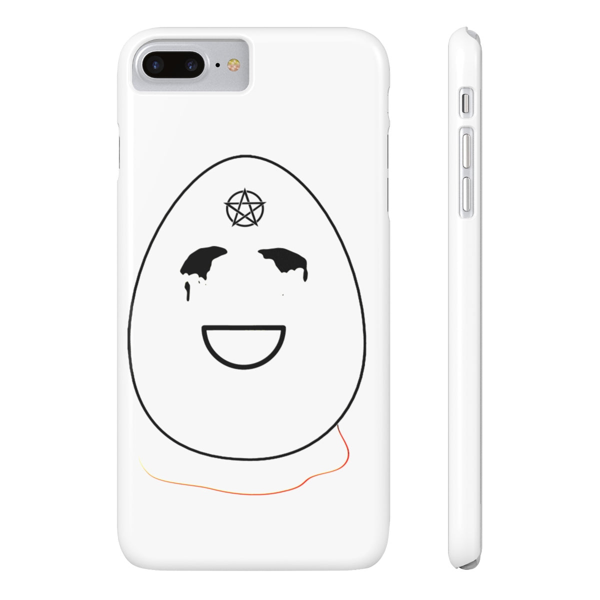 Eyeless Egg Phone Cases