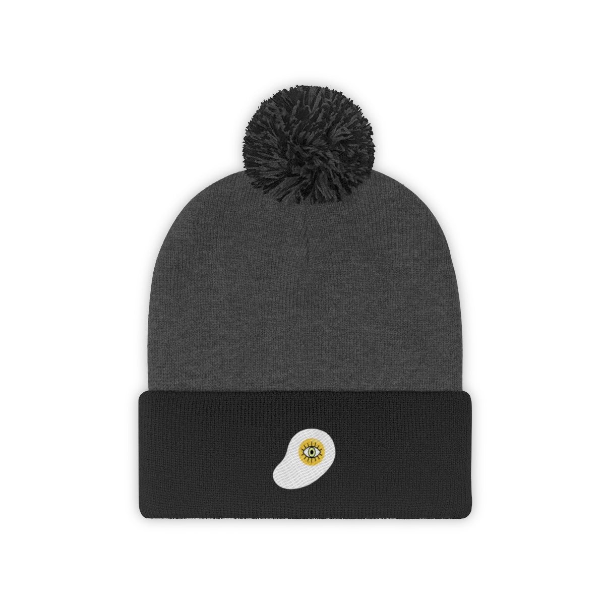 All Seeing Yolk Beanie