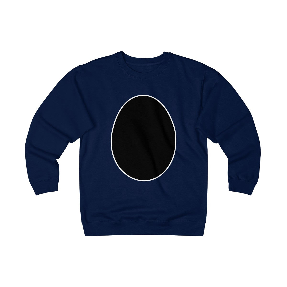 Eggclipse Unisex Sweatshirt Heavyweight Fleece Crew