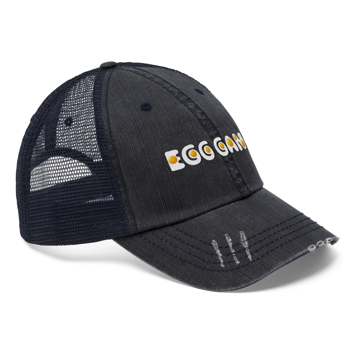 Egg Gang Unisex Egg Nest Mesh Trucker Hat