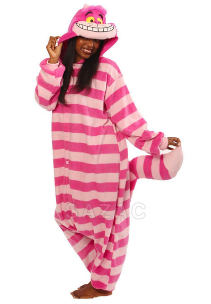 b642ed5986 Cheshire Cat Kigurumi Adult Onesie