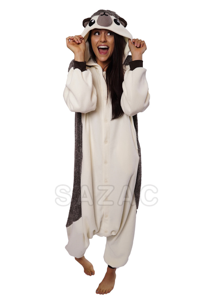 Hedgehog Kigurumi Adult Onesie