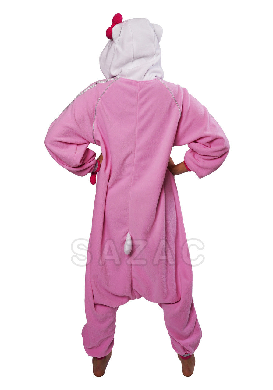 Hello Kitty Kigurumi Adult Onesie