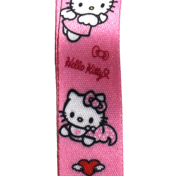 Hello Kitty Lanyard Pink Angels Version