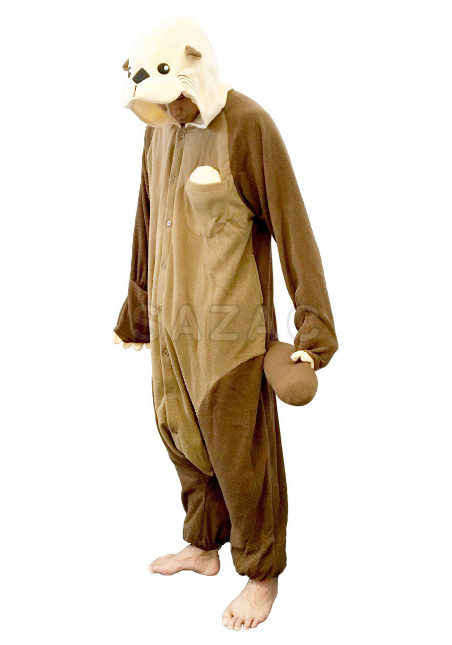 adults for Otter onesie