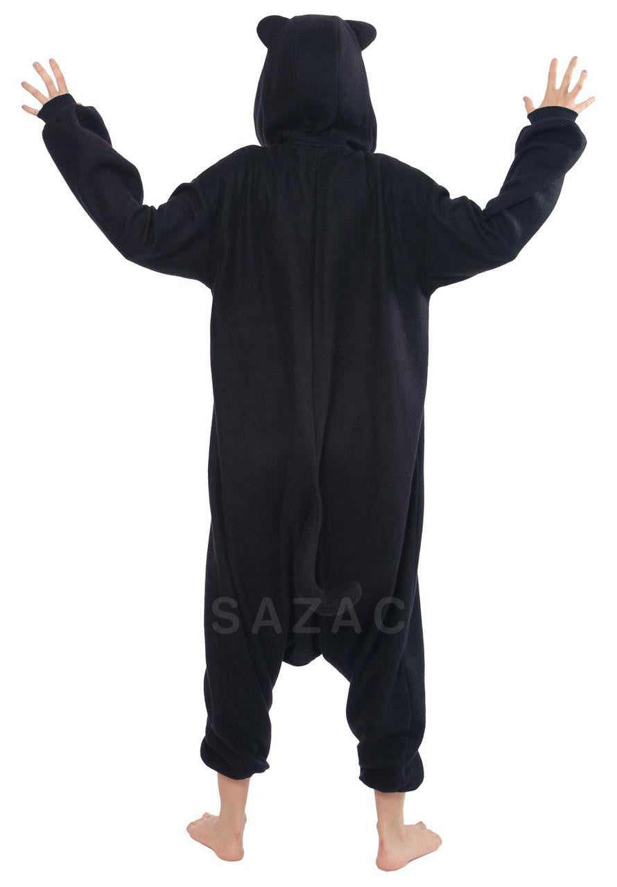 Spooky Kitty Onesie Kigurumi Costume