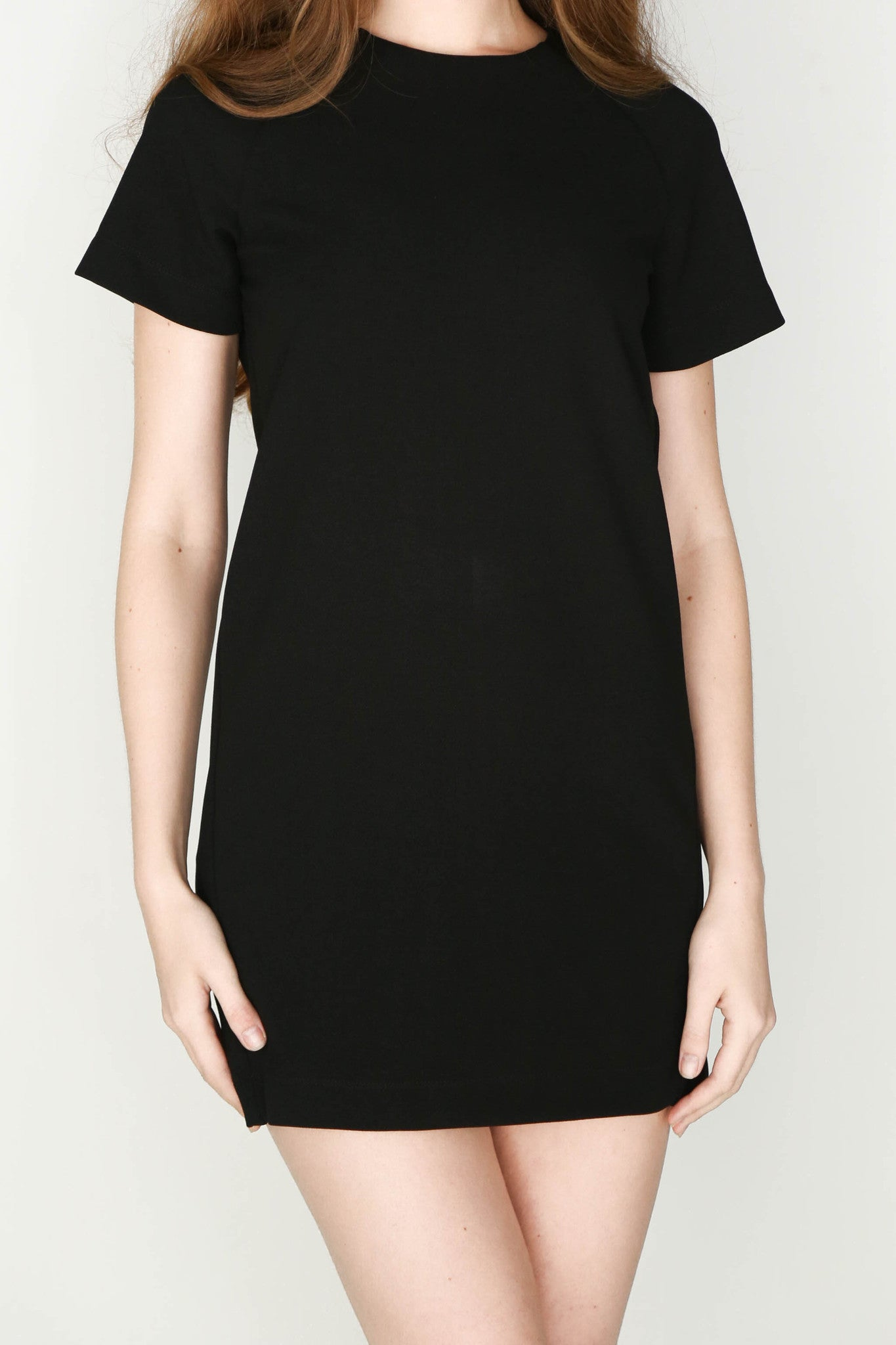 W's Shift Dress (Black)