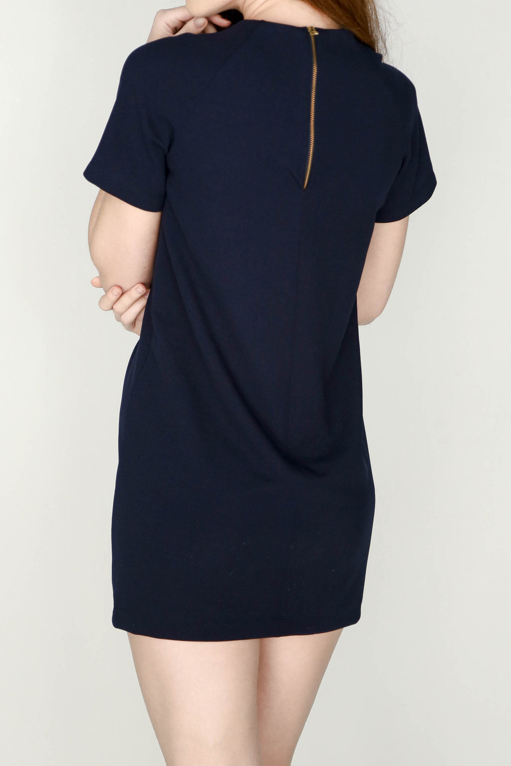 W's Shift Dress (Navy)