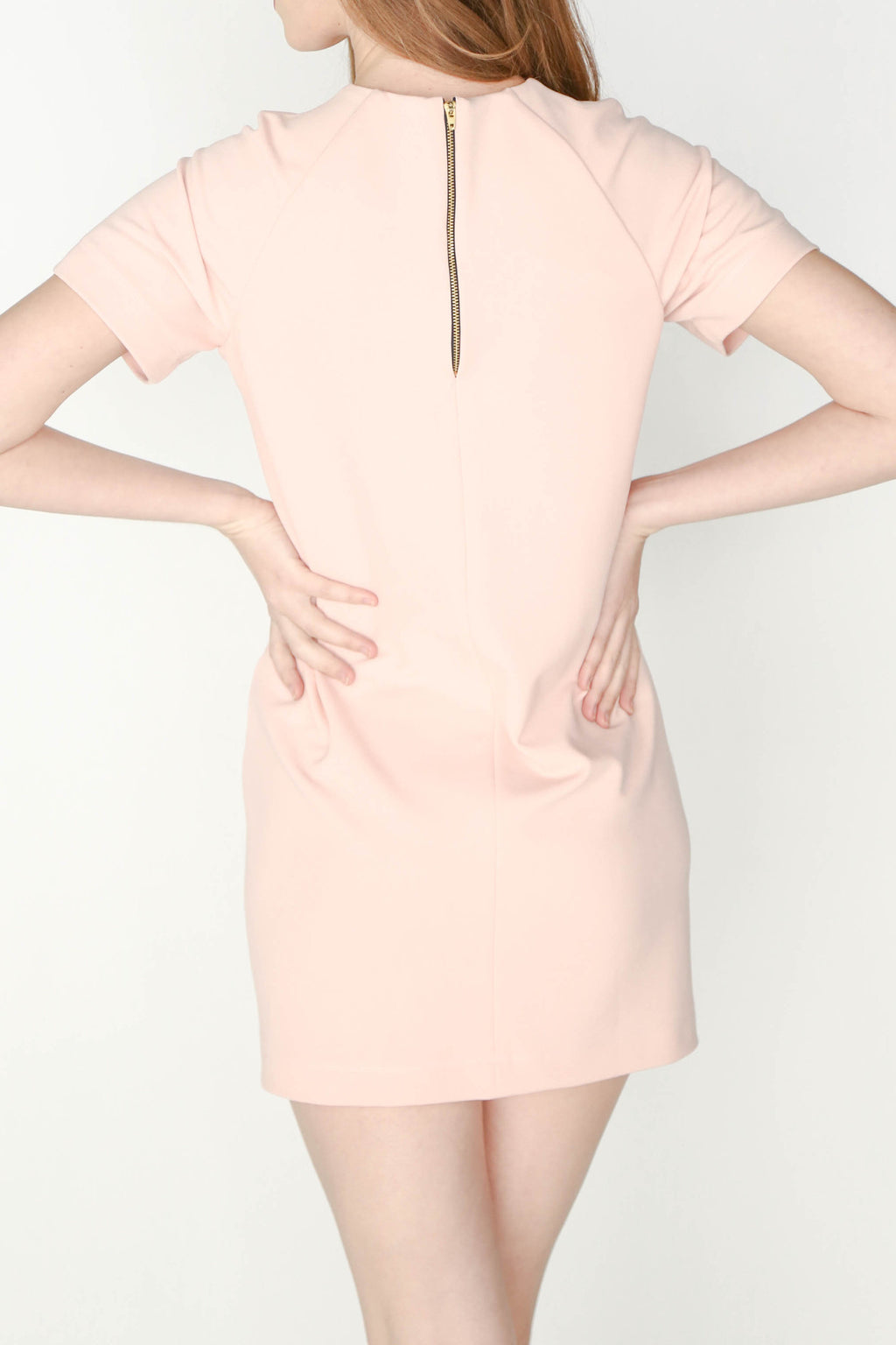 W's Shift Dress (Pink)