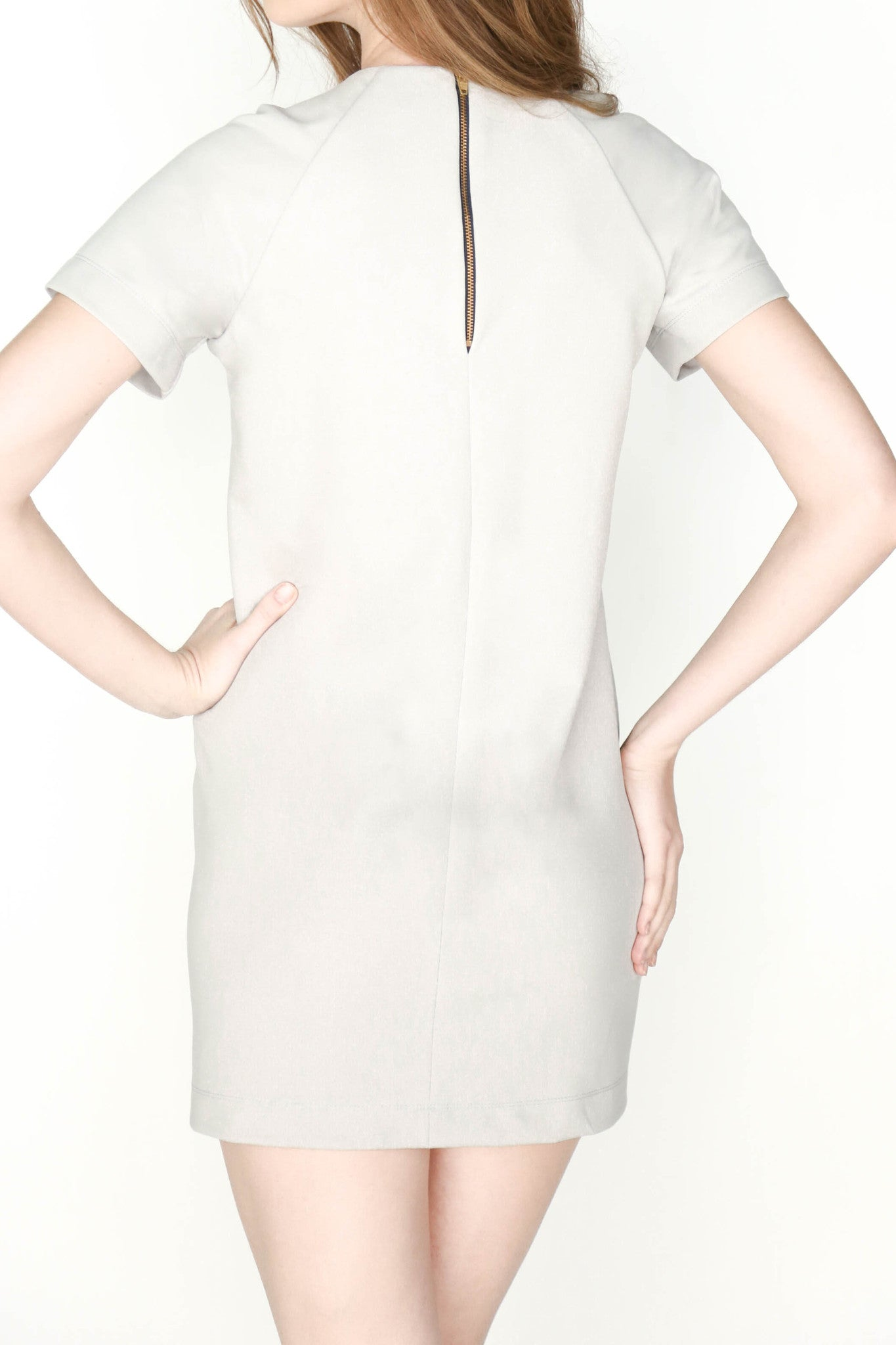 W's Shift Dress (Gray)