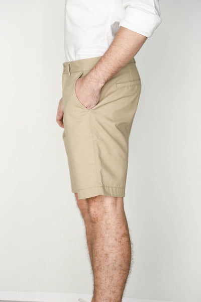 M's Chino Shorts (Tan)