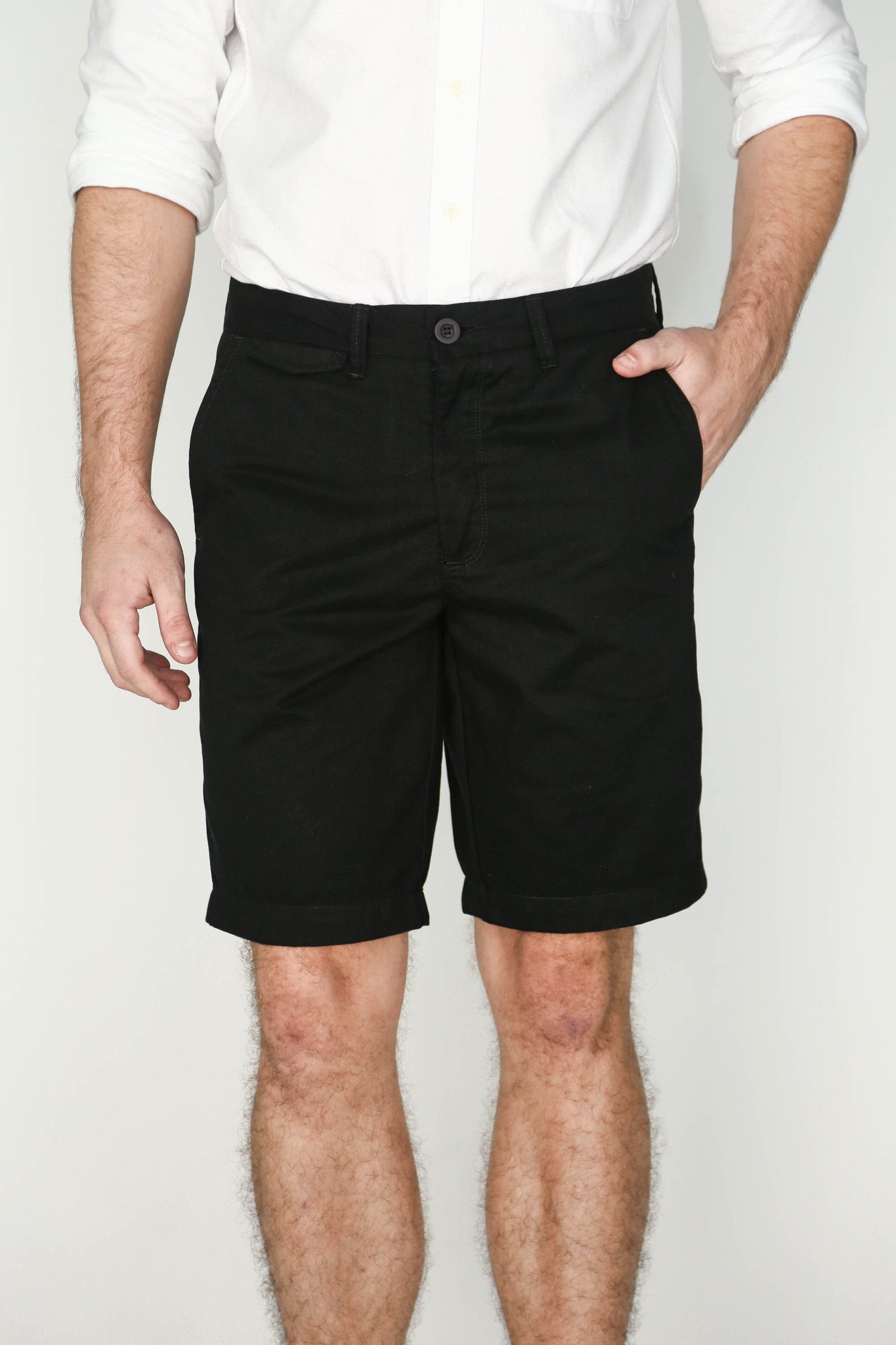M's Chino Shorts (Black)