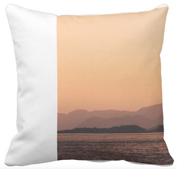 Johannes Throw Pillow